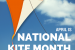 National Kite Month 2017